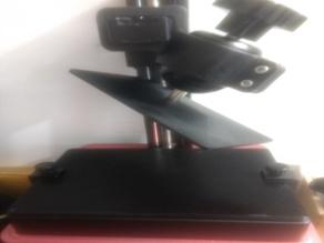 Elegoo Mars Build Plate Angled Holder V&