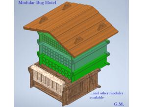 Modular Bug Hotel