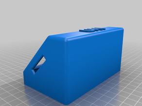 UNI display case (biqu tft35 v3 bigthreetech)