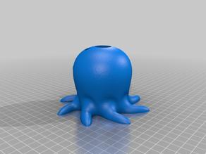 Cute Octopus Soldering Organizer