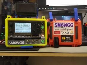 RRC1258 - IC-7100 - Pelican Case 1120 RemoteRig Control Box