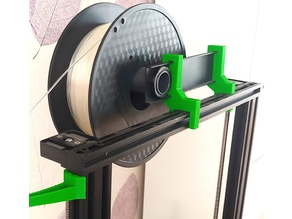 Creality CR10 / CR10S Spool top holder