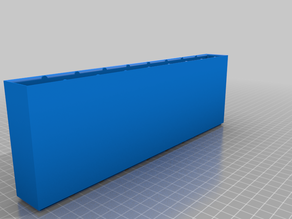 Simple Container (Rasterized and Stackable)