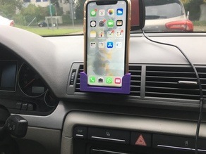 phone holder (for Audi A4)