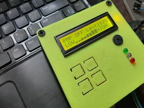 WATER LEVEL INDICATOR WITH LCD16X2,BUZZER,3LED