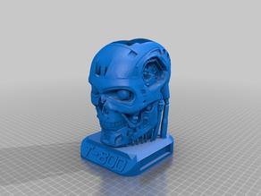 Terminator T-800 Candybin