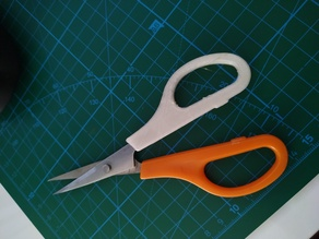scissor handle