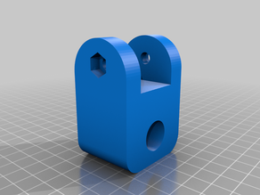 Microscope to Monitor Arm Adapter