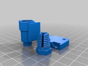 MPMD ExtruderTop for flex filament Incl ExtruderFix