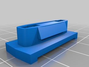 clip pour sommier de lit mezzanine / clip for loft bed base