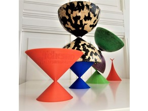 Diabolo Display Stands Collection by TchernoEnt