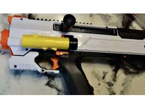 Nerf Helios Tube Replacement