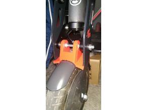 M365 Monorim Mudguard Fixing / Soporte Guardabarros