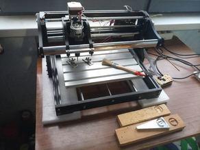 CNC 3018 Pro Upgrades