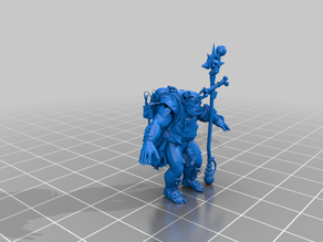 mekboy with kff - orks - tm