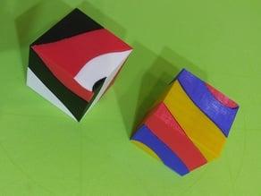 Twistyhedron cube