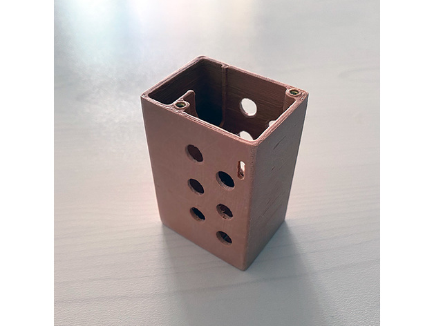 wemos D1 mini case plant watering