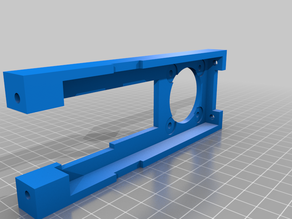 Gearbox Top Plate with support