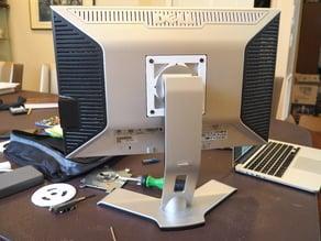 Dell Monitor Stand (4 screw) to VESA 100mm Adapter