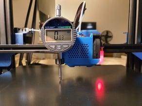 CR-10 V2 Dial Gauge Holder