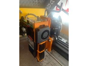 Height Adjustment Ortur Laser Master 2, Höhenverstellung Lasermaster 2