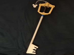 Kingdom Hearts - Kingdom Keyblade