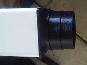 "Raingo 2"" Gutter / Vacuum Adapters"