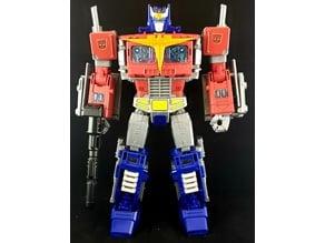 Transformers Star Convoy Conversion Kit