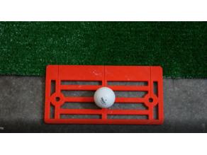 Mini Golf Putting Mat