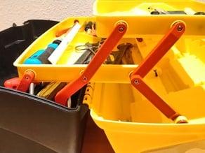 stanley mega line toolbox cantilever replacements repair 1-92-911 EAN 3253561929113