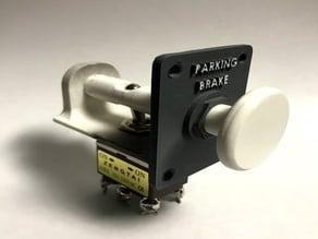 Parking Brake for Flight Simulator