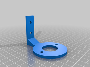 3D  FFF TP-Link Tapo C200 Bracket