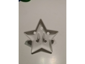 Nintendo Cookie Cutters - Yoshi, Toad, Star