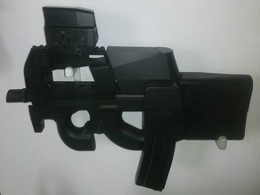 P90 wall mount