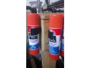Simple Glue Stick Holder