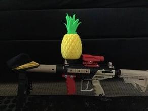 Pineapple Paintball Hopper