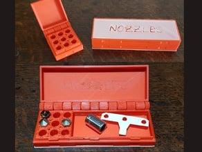 Nozzle Box, 9 - 27 larger nozzles