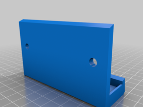 business card holder for display with holes