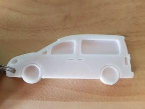 VW Caddy 2k Life Schlüsselanhänger