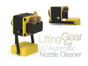 Lifting Gear For Automatic Nozzle Cleaner