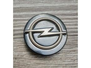 Opel 60mm rim cap