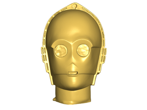 C3P0 Refrigerator / Whiteboard Magnets