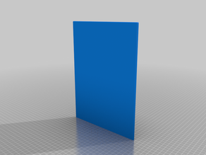 Orange 30 LCD Printer Cover