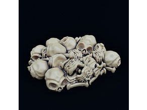 Zeta-Reticulan Bone Pile