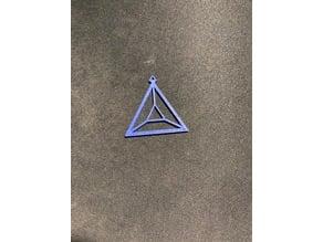 Triangular Earring