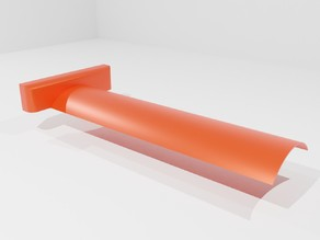 Ender 3 v2 Spool Holder Slide