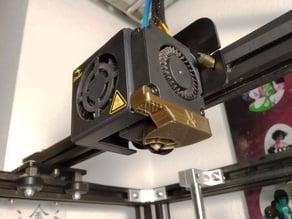 Ender 5 Cooling Duct