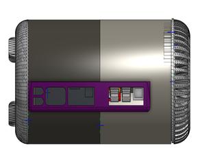U1JO - Mini Control Box Cylinder