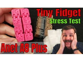 Tiny Get Crackin Fidget Cube
