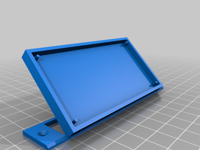 PLA housing for Grove LCD 16x2